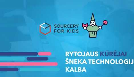 Meet Sourcery for Kids!