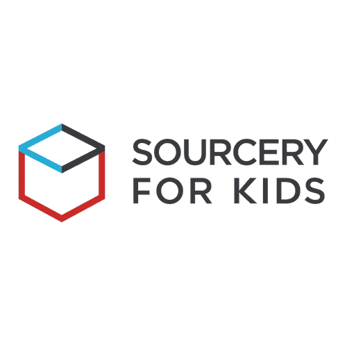 Sourcery for Kids logo