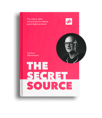 The Secret Source by Aurimas Adomavicius